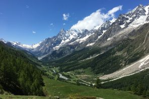 The Tour du Mont Blanc – 11 day trek (Day 1 to Day 4)