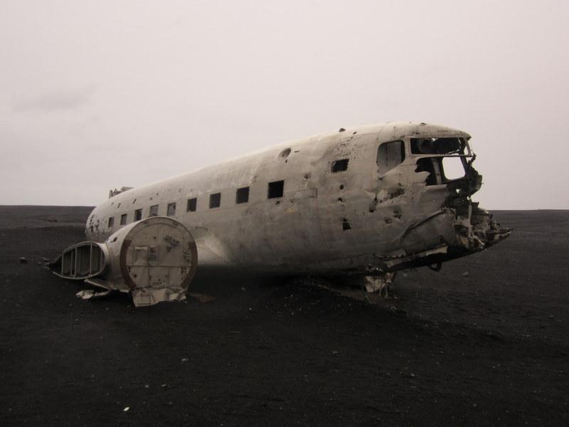 Iceland:  Good-bye.